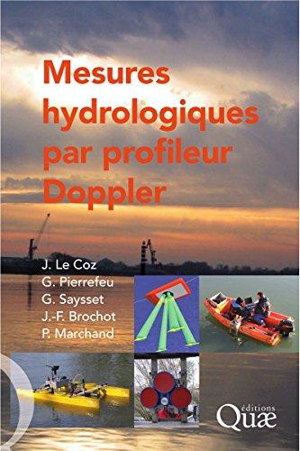 Téléchargement Mesures hydrologiques par profileur Doppler pdf, epub ebook
