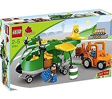 Baukästen & Konstruktion Lego Duplo Cars Rad Jumbojet Transportflugzeug Flugzeug Siddeley aus 6134 5594 LEGO Baukästen & Sets