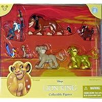 Disney The Lion King Poseable Figurine Figure Set