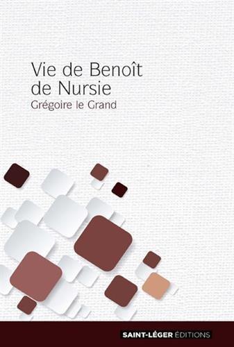 Vie de Benoît de Nursie