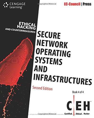 Ethical Hacking and Countermeasures: Secure Network Operating Systems and Infrastructures (CEH) by EC-Council (2016-02-18)