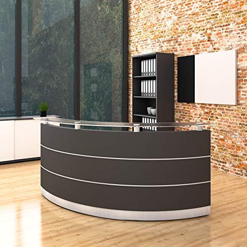 MARO Office Furniture Empfangstheke Theke Rezeption Arzttheke Lieferung & Montage kostenlos...