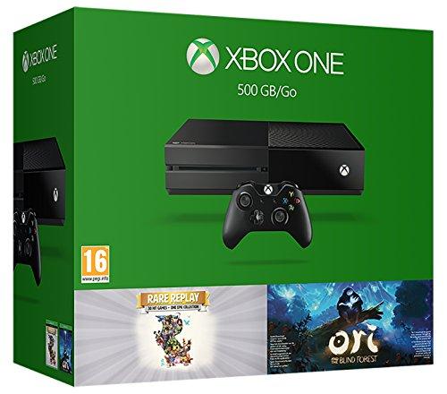 Xbox One 500GB Console - Ori and Rare Replay Bundle