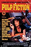 Pulp Fiction - Cover, Poster/Affiche, 610 x 915 mm,