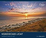 NORDISCHES LICHT 2020: NORDSEE + OSTSEE - Rügen - Sylt - Mecklenburg - Kalender Wandkalender - Posterkalender