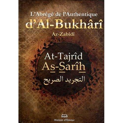 L'Abrégé de l'Authentique d'Al-Bukhari