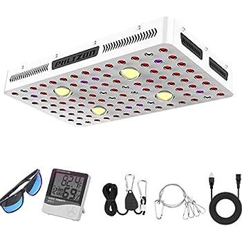 Marshydro Ts 1000w Led Grow Light Full Spectrum For Indoor