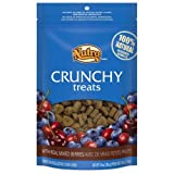 Nutro Crunchy Dog Treats With Real Mixed Berries, 10Oz