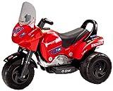 Peg Perego–Moto Ducati Desmosedici–Rot
