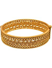 BFC-Buy For Change For Special Festival Wear Royal Style Gold Plated Bangles For Woman And Girls