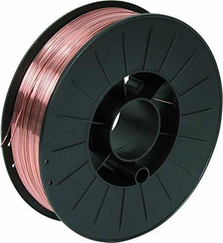 5 KG Schweissdraht SG2 0,6mm 5kg D200mm Stahldraht Schutzgas 0,6 MIG / MAG G3Si