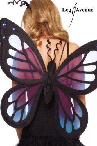 Leg Avenue 2136 - Schmetterlinge Flügeln (Halloween Schmetterling Wings)