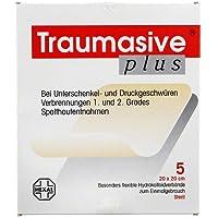 TRAUMASIVE plus 20x20 cm Hyd 5 St Verband preisvergleich bei billige-tabletten.eu