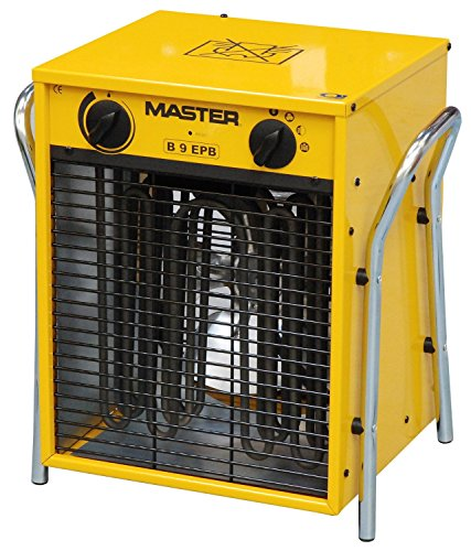 Master 4510059.0 Elektro Heizgerät B 9 EPB 9 kW