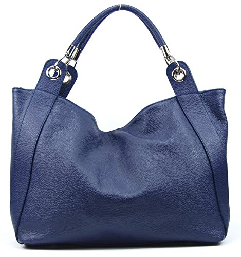 OH MY BAG Paris, Borsa a spalla donna Compatto blu