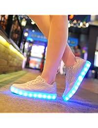 Beleuchtung Bunte Schuhe Glühende Pengye Schuhe LED 36EU
