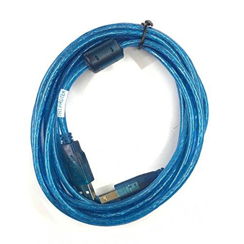 USB Kabel Drucker Scanner Anschluss komp. für Dell Ink 725