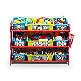 Delta Children Mickey Mouse 10 Piece Toy...
