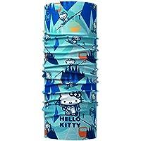Buff Hello Kitty Tubular, niños, Azul (Day Turquoise), Talla Única