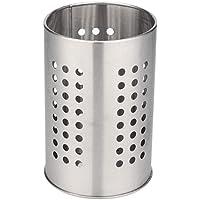 Surenhap Egouttoir à Couverts Acier Inoxydable Outils De Cuisson Porte Vaisselle Cage Baguettes À Baguettes Tube Porte…