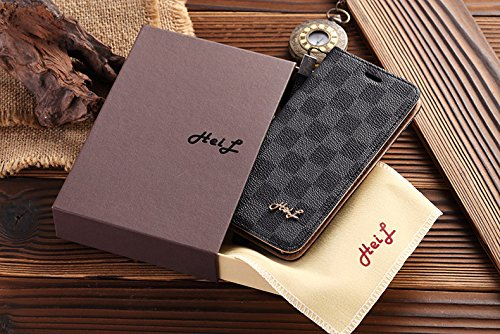 HEIL iPhone 7plus 8PLUS Classic (Fast bieten Uns Garantie von FBA) neuen eleganten PU Leder Wallet Stil Flip Cover Case für Apple iphone7plus iphone8plus (Gucci Wallet Stil)