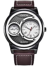 Relojes De Lujo para Hombre,Best Gift For Father Men Reloj De Los Hombres De