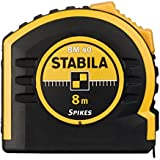 Stabila BM 40 Taschenbandmaß, 8 m, Bandbreite 25 mm