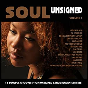 Soul Unsigned Volume 1
