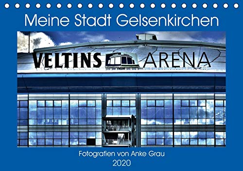 Meine Stadt Gelsenkirchen (Tischkalender 2020 DIN A5 quer): Tolle Fotos der schönen Ruhrpott-Stadt! (Monatskalender, 14 Seiten ) (CALVENDO Orte)