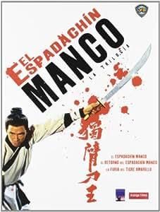 Trilogia El Espadachin Manco [Import espagnol]