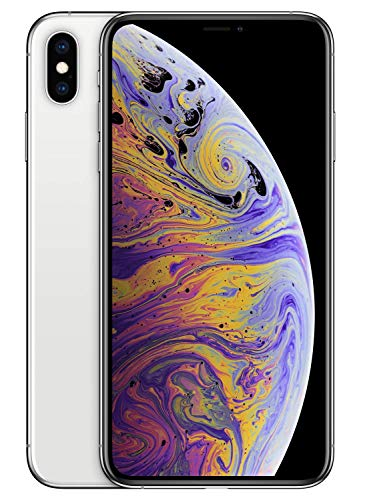 Apple iPhone XS Max (256GB) - Silber - 7 Entsperrt Apple Iphone