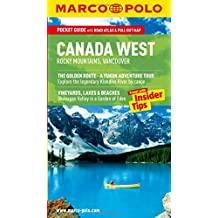 Canada West (Rocky Mountains, Vancouver) Marco Polo Pocket Guide (Marco Polo Canada West (Travel Guide))
