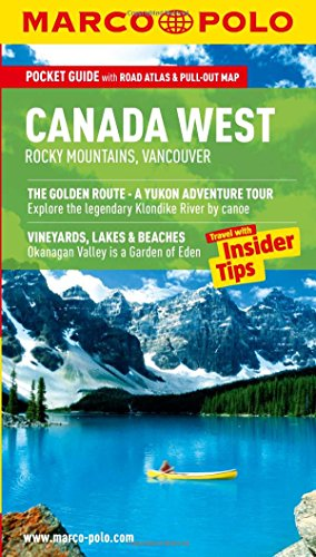 Canada West (Rocky Mountains & Vancouver) Marco Polo Pocket Guide (Marco Polo Travel Guides)