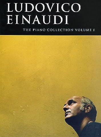 Ludovico Einaudi: The Piano Collection Vol. 1avec crayon –-14populaire Piano morceaux de Ancora à Una Mattina (Notes)