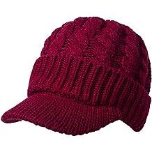 Suchergebnis Auf Amazonde Für Rote Fleece Mütze Mit Schirm