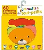 Les Gommettes des Bébés : les Bébés Animaux - Dès 18 mois