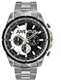 Juventus Zebra Crono J0366UN2 - Orologio da Polso Uomo
