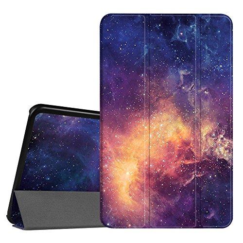 Fintie Hülle für Samsung Galaxy Tab A 10.1 - Ultra Schlank Superleicht Ständer Slim Shell Schutzhülle mit Auto Schlaf/Wach Funktion für Samsung Galaxy Tab A 10,1 Zoll T580N / T585N, DieGalaxie