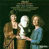 "Handel: ""The Rival Queens"" - Opera Arias and Duets /Bott · Kirkby · Brandenburg Consort · Goodman"