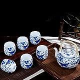 CUPWENH Hohe Qualität, Modernen Haushalt Keramik Bezeichnet Herr Leung  Kanne Kaffee Große Tassen Full Packaged
