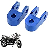 #4: Vheelocityin Shocker Spacer to Increase Ground Clearance Multicolor For Tvs Apache Rtr 180