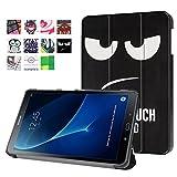Schutzhülle für Samsung Galaxy Tab A 10.1 SM-T580 T585 Zoll Smart Slim Case Book Cover Stand Flip T580N T585N NEU