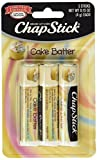 """ChapStick Brand Lip Care Limited Edition Cupcake Creations """"Cake Batter"""" by Pfizer"""