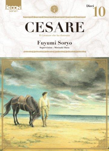 Cesare Edition simple Tome 10