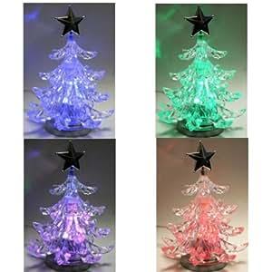 Usb leuchtender weihnachtsbaum mit weihnachtsstern amazon for Amazon weihnachtsbaum
