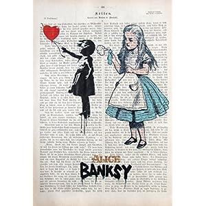 ALICE BANKSY 80