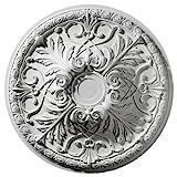 Ekena Millwork CM32TN 32 3/8-Inch OD Tristan Ceiling Medallion