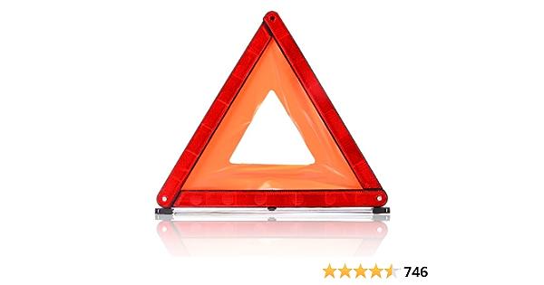 Travel Kit Warning Triangle European Auto