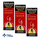 Best Cough Medicines - Robitussin Chesty Cough Mixture Syrup 100ml **3 PACK Review