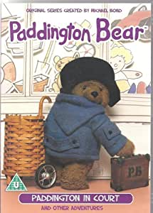 Paddington in Court (Paddington Bear)